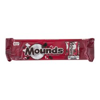 Mounds Dark Chocolate Candy Bars Snack Size - 8 ct