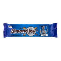 Almond Joy Snack Chocolate Candy Bars - 8 ct
