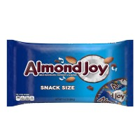 Almond Joy Milk Chocolate Candy Bars with Coconut & Almonds Snack Size