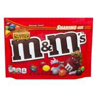 M&M's Candies Milk Chocolate Peanut Butter