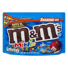 M&M's Candies Milk Chocolate Minis