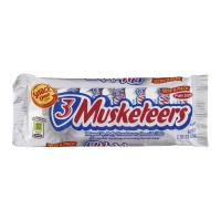 3 Musketeers Bars Fun Size - 6 ct