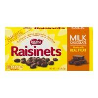 Nestle Raisinets California Raisins Milk Chocolate Covered