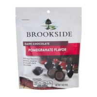Brookside Dark Chocolate Covered Fruit Pieces Pomegranate