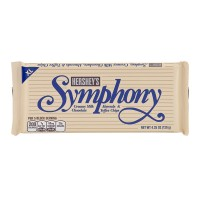 Hershey's Symphony Milk Chocolate Bar with Almonds & Toffee Chips
