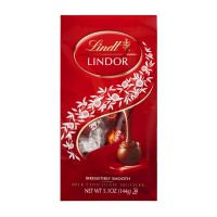 Lindt Lindor Truffles Milk Chocolate with a Smooth Filling - 12 ct