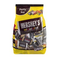 Hershey's Miniatures Chocolates Assorted Party Bag