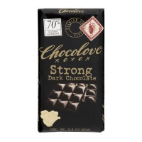 Chocolove Strong Dark Chocolate 70% Cocoa