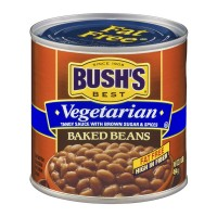 Bush's Best Baked Beans Vegetarian Fat Free