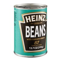 Heinz Baked Beans in Tomato Sauce