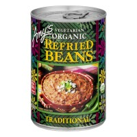Amy's Refried Beans Traditional Vegetarian Organic