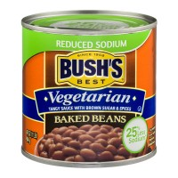 Bush's Best Baked Beans Vegetarian Reduced Sodium