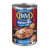 B&M Baked Beans Boston's Best 98% Fat Free