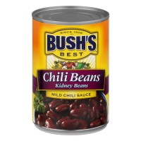 Bush's Best Chili Beans Kidney in Mild Chili Sauce