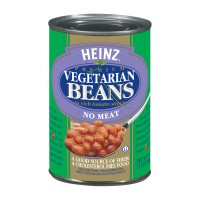 Heinz Vegetarian Beans in Tomato Sauce No Meat