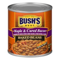 Bush's Best Baked Beans with Maple Cured Bacon