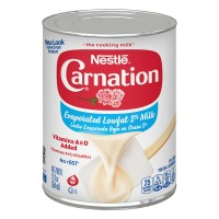 Carnation Evaporated Milk Vitamins A & D Added Low Fat 2%