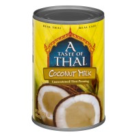 A Taste of Thai Coconut Milk Unsweetened
