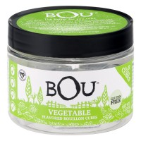 BOU Bouillon Vegetable Cubes - 6 ct