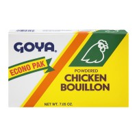 Goya Bouillon Chicken Powdered - 20 ct