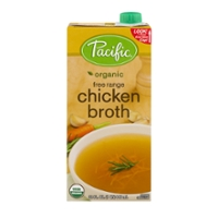 Pacific Foods Chicken Broth Free Range Organic