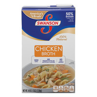 Swanson Chicken Broth 100% Natural Non-GMO