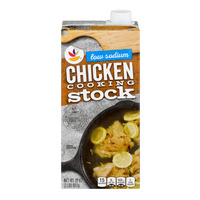 Stop & Shop Cooking Stock Chicken Low Sodium