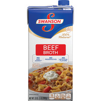 Swanson Beef Broth 100% Natural No MSG Added