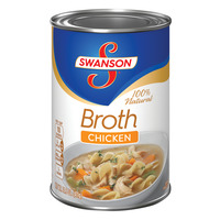 Swanson Chicken Broth 100% Natural