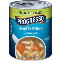 Progresso Vegetable Classics Hearty Penne in Chicken Broth Soup