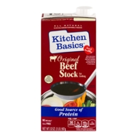 Kitchen Basics Original Beef Stock for Cooking All Natural