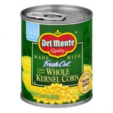 Del Monte Fresh Cut Corn Whole Kernel Golden Sweet Non-GMO