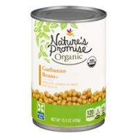 Nature's Promise Organic Garbanzo Beans Low Sodium