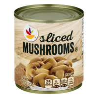 Stop & Shop Mushrooms Sliced