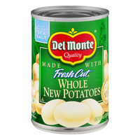 Del Monte Fresh Cut Potatoes New Whole