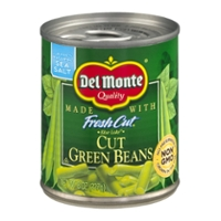 Del Monte Fresh Cut Green Beans Cut