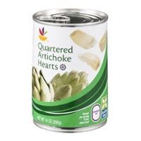 GIANT Artichoke Hearts Quartered