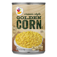 Stop & Shop Golden Corn Cream Style