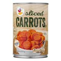 Stop & Shop Sliced Carrots No Salt Added