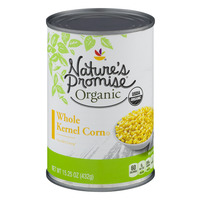 Nature's Promise Whole Kernel Supersweet Corn Organic