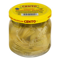 Cento Artichoke Hearts Quartered & Marinated