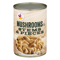 Stop & Shop Mushrooms Stems & Pieces