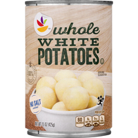 Stop & Shop Potatoes Whole White No Salt Added