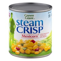 Green Giant Steam Crisp Mexicorn with Red & Green Pepper