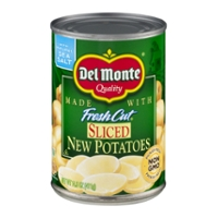 Del Monte Fresh Cut Potatoes New Sliced