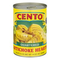 Cento Artichoke Hearts Quartered
