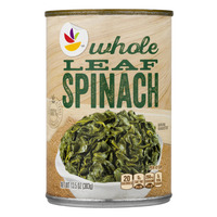 Stop & Shop Whole Leaf Spinach