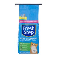 Fresh Step Clay Cat Litter Non-Clumping Scented