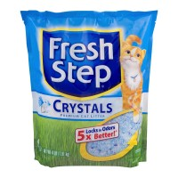 Fresh Step Crystals Premium Cat Litter Scented