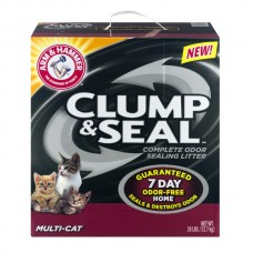 Arm & Hammer Clump & Seal Cat Litter Odor Sealing Multi-Cat